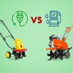 Electric vs Gas Tiller