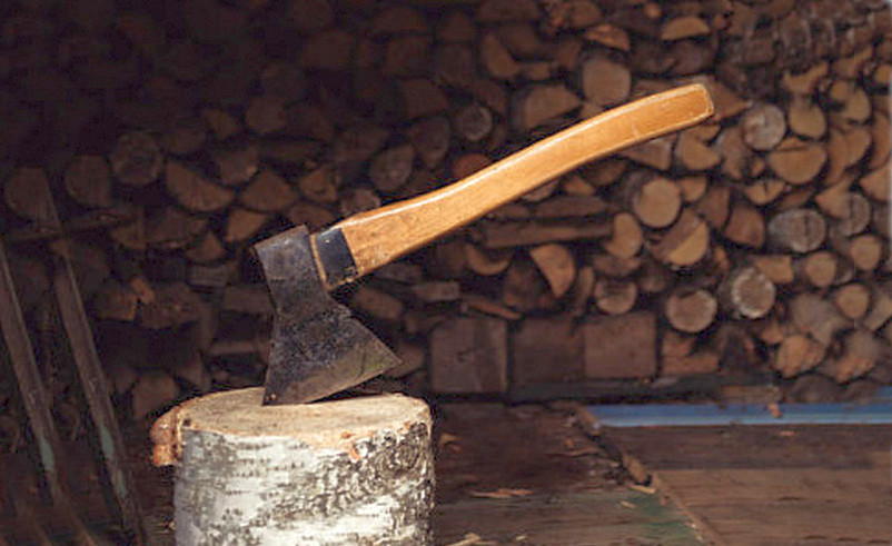 Carpenter's axe