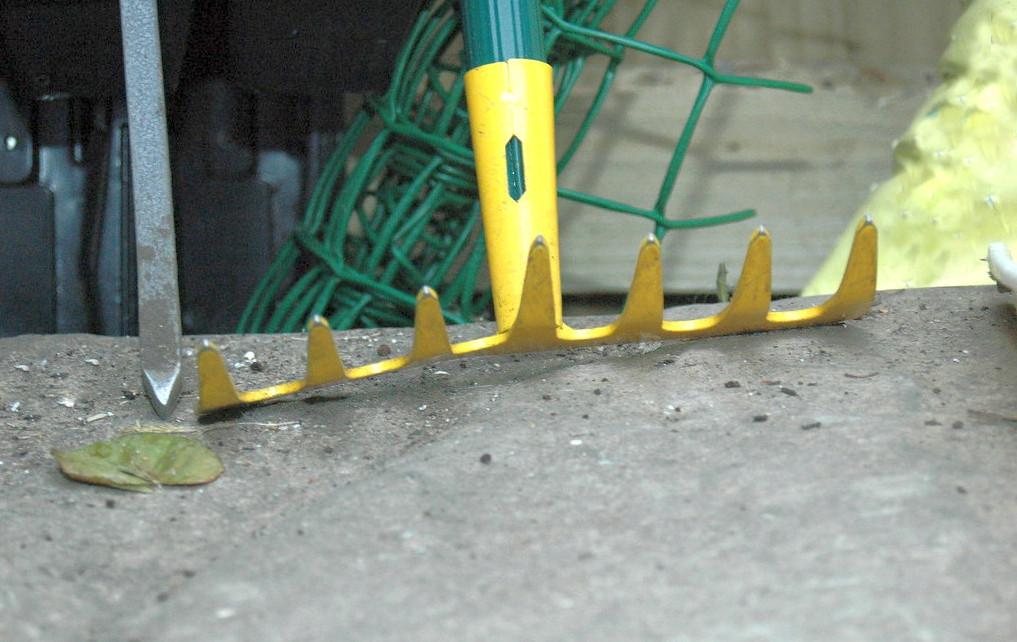 How to pick a perfect rake