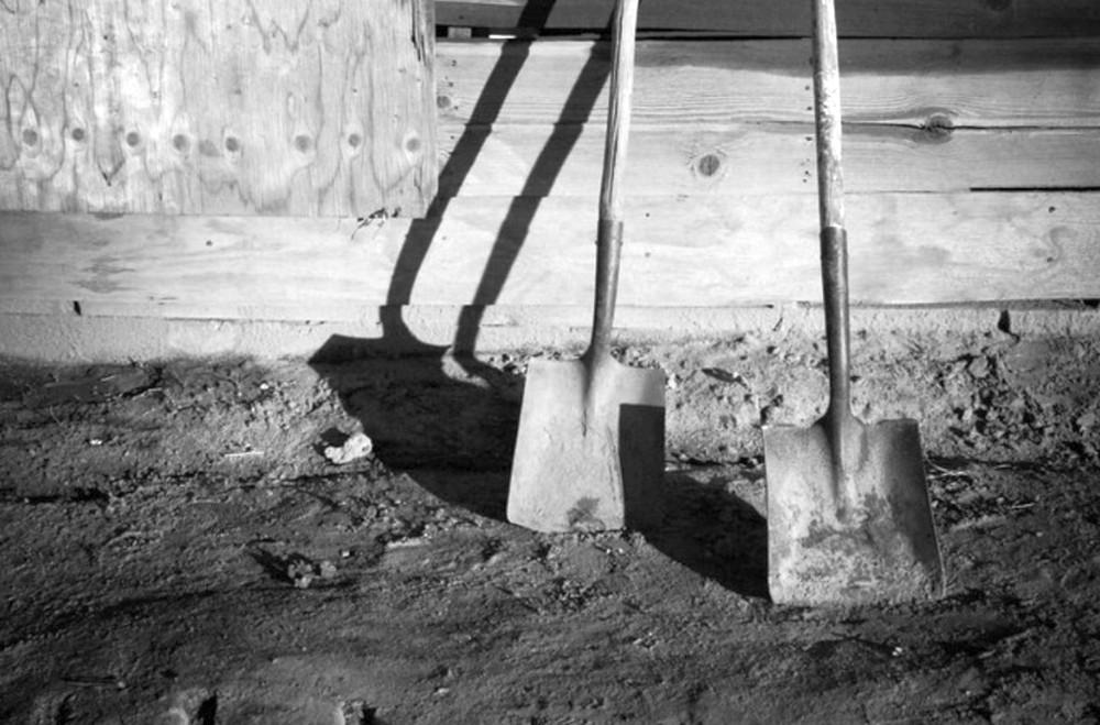 Shovels - history