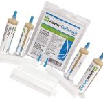 advion 4 Tubes and 4 Plungers Cockroach German Roach Pest Control Insecticide